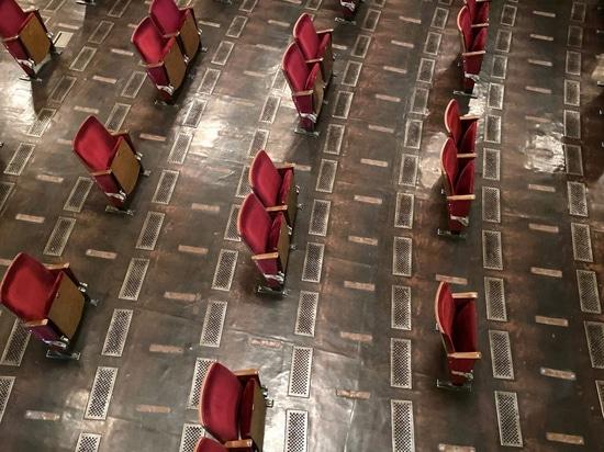 Le Berliner Ensemble donne un aperçu de son théâtre socialement distancié