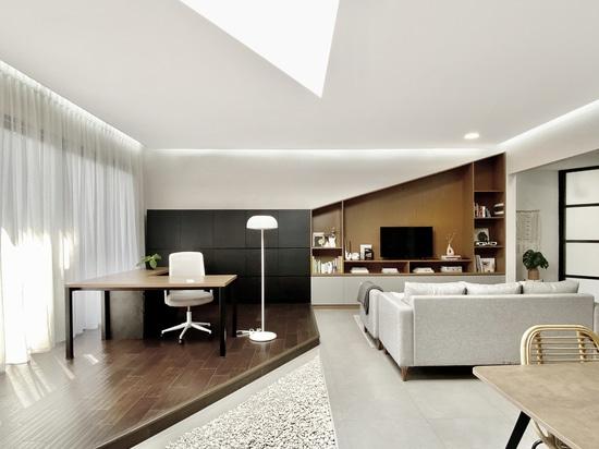 Maison Vinyasa / Aaksen Aarchitecture responsable