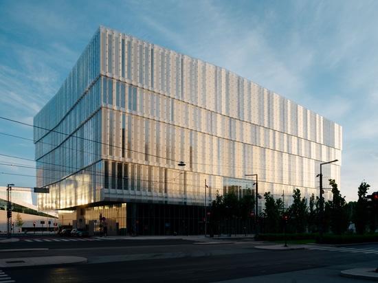 Bibliothèque Deichman / Atelier Oslo + Lund Hagem
