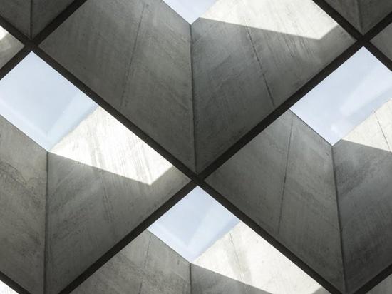 L'extension du siège de l'OMS en construction à Genève