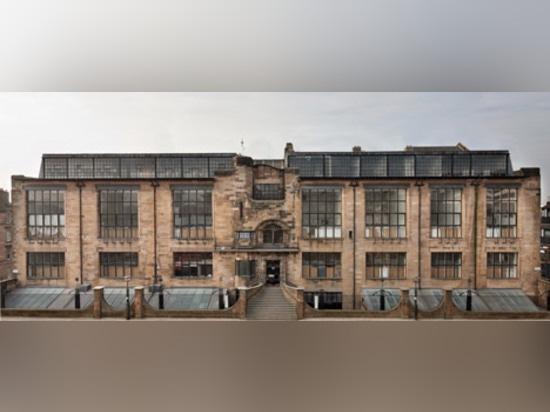 Courtoisie d'image d'école de Glasgow d'art