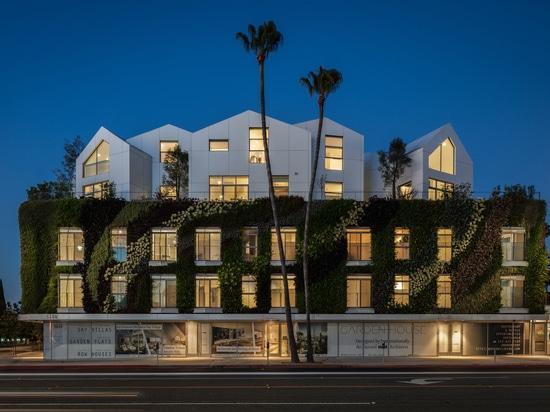 Gardenhouse / MAD Architects