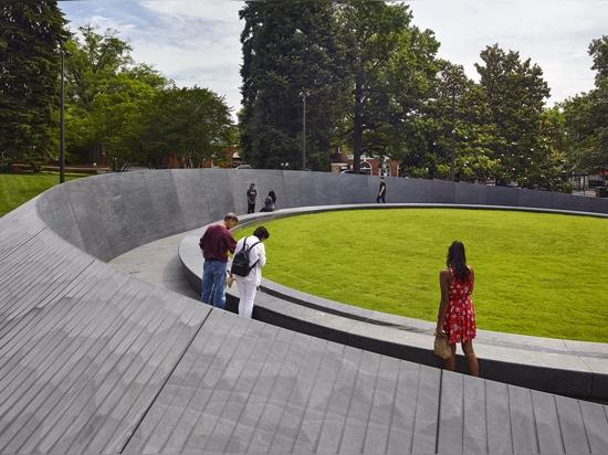 Mémorial aux travailleurs asservis / Architecture Höweler + Yoon