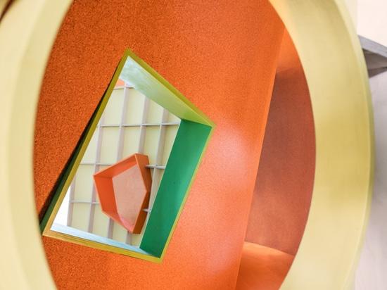 Espace de jeu pour enfants / Architectures