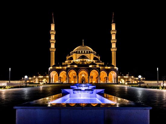Mosquée de Charjah