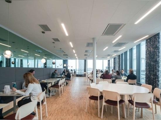 Le Biomedicum suédois utilise l'architecture pour catalyser la recherche de pointe