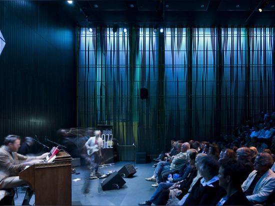 Harpa - salle de concert de Reykjavik et centre de conférences