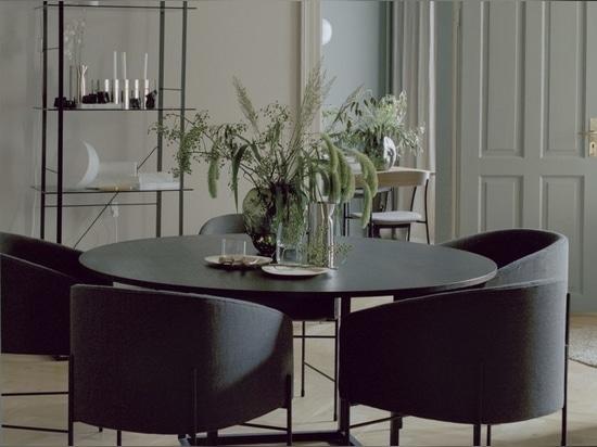 """Espaces et nouveaux produits de New Works : """"Working from Home"""" et Terra"""