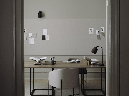 Table à manger Florence, chaise rectangulaire et Covent.