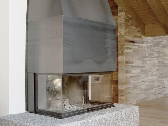 Le refuge du grimpeur / LCA Architetti / luca compri architetti