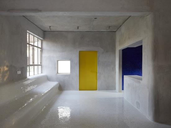Maison de la galerie / Studio de design Abin