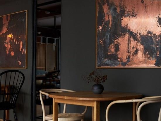 Interview. Un nouveau look pour le restaurant étoilé Kadeau Copenhagen