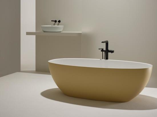 Trois nouvelles palettes de couleurs pour la salle de bains, conçues pour une vie en confinement