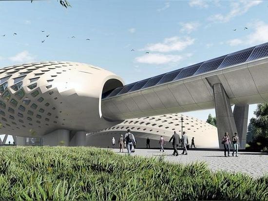 HyperloopTT dévoile le premier système de transport de passagers entièrement intégré et autonome au monde