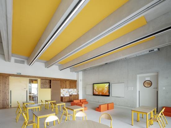 École Antoine de Ruffi / TAUTEM Architecture + bmc2 architectes
