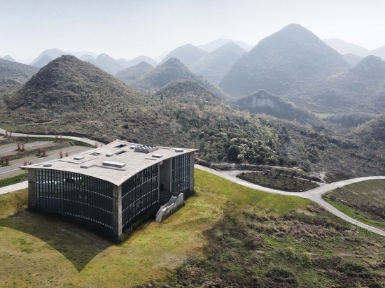 Centre culturel et touristique Cuisuba Yi / Studio West-line