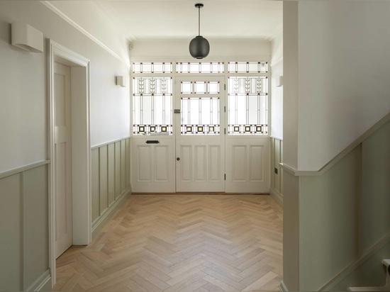 Extension de la maison Churchtown / Scullion Architects