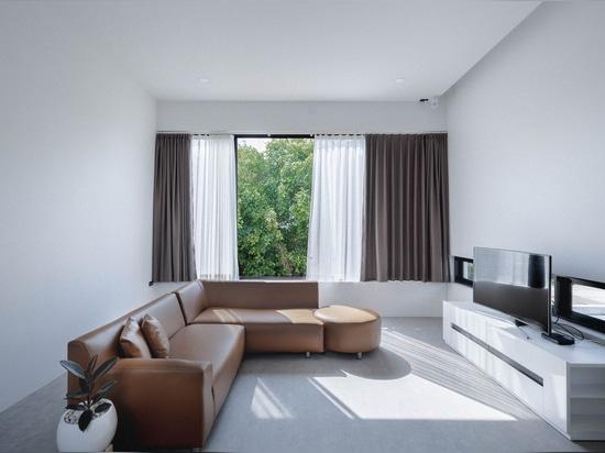 TSR3 Maison / Studio Chieng-Neur