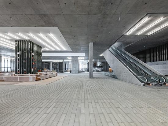 Musée M+ / Herzog & de Meuron + TFP Farrells + Arup