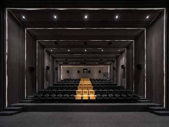 Taiyuan FAB Cinema / X+LIVING