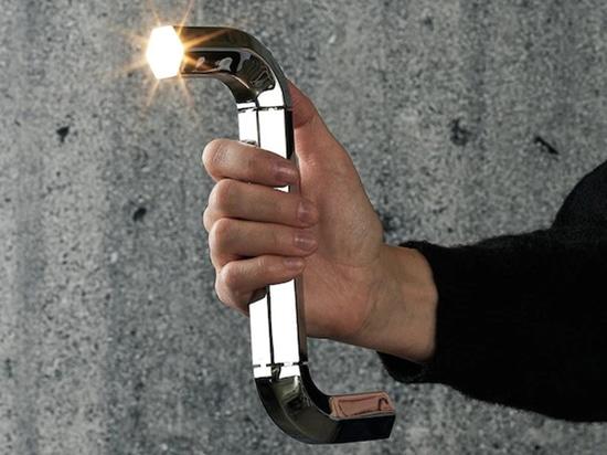 Lampe outil clé Allen de Gelchop.