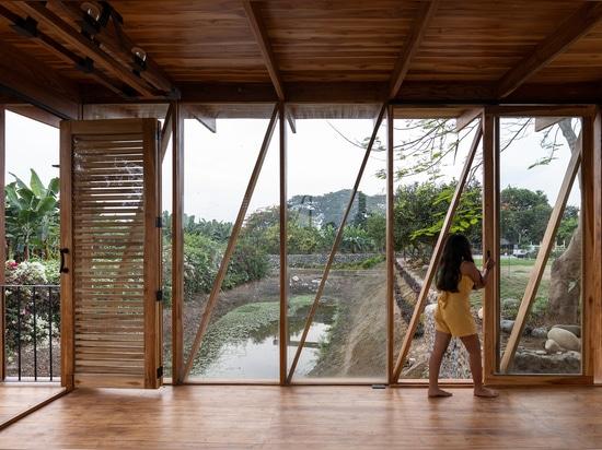 Salon de thé / Natura Futura Arquitectura