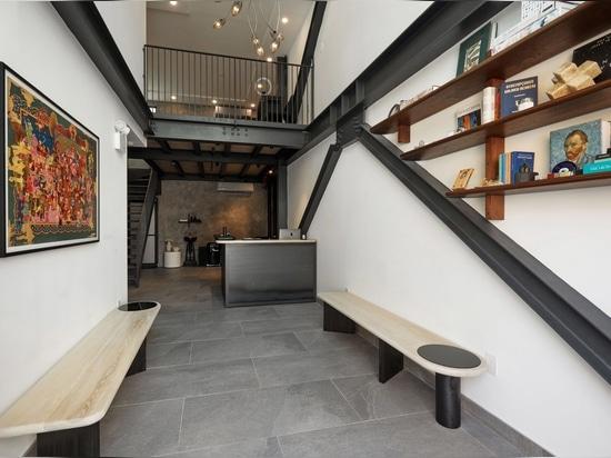 Bancs de Cauv Design.