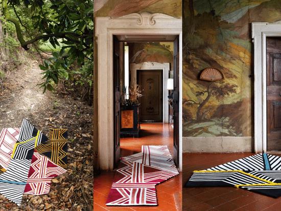 Collection de tapis Siamo Tutti Uno