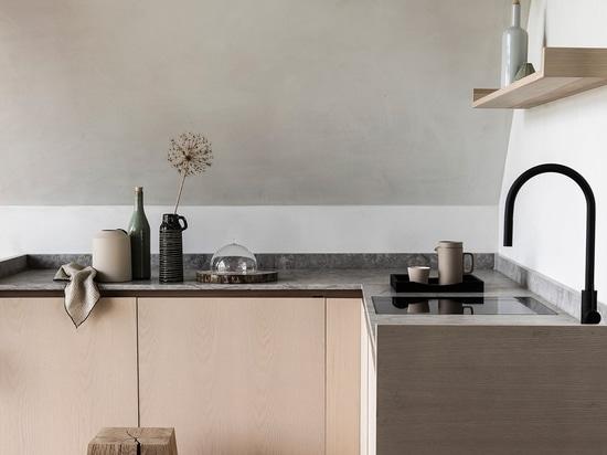 TypeO Loft : Une retraite rurale en Suède célèbre le design scandinave