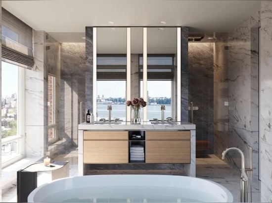 Le Cortland dévoile des intérieurs inspirés de l'artisanat par Olson Kundig