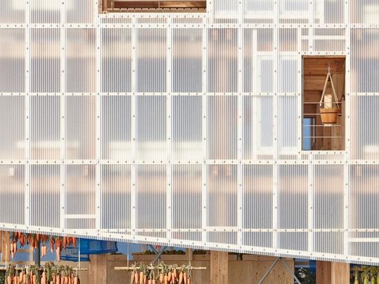 NID QUE NOUS NOUS DÉVELOPPONS PAR CONCEPTION ENVIRONNEMENTALE UC BERKELEY de COLLEGE OF ET ASSOCIÉS DE KENGO KUMA
