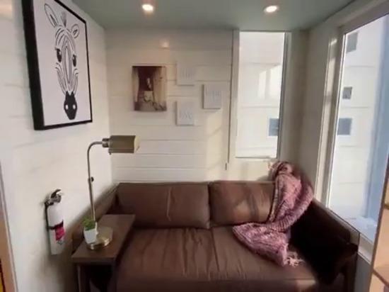 Tiny House à vendre : Fév. 2020 : TAGISH par Teacup Tiny Homes