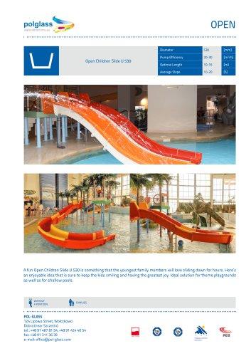 Open Children Slide U530