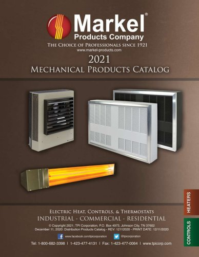 2021 Heating & Controls