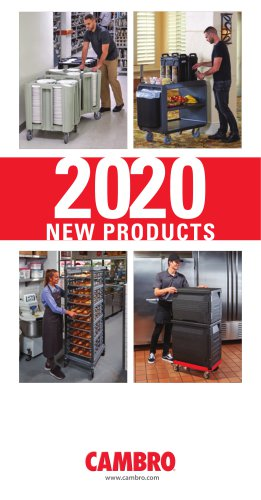 2020 NEW PRODUCTS