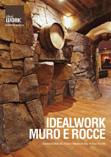 Ideal Work Wall and Rock Catalogue