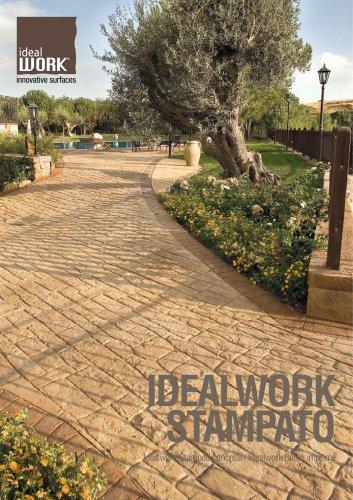 Imprinted Concrete Catalogue