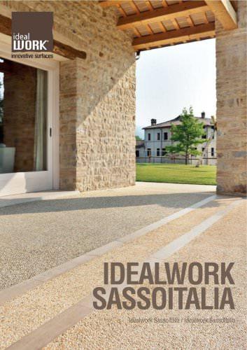 Sassoitalia - Terrazzo paving system