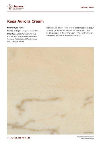 Rosa Aurora Cream