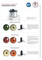 Combi coupe-légumes - cutter - 7