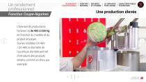 Combi Coupe-légumes + cutter - 11