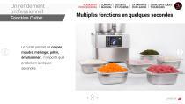 Combi Coupe-légumes + cutter - 8