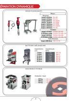 Guides d'équipement - 5