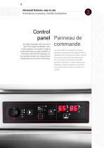Lave-vaisselle à avancement automatique des paniers SRC - 10