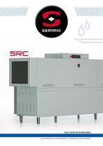 Lave-vaisselle à avancement automatique des paniers SRC - 1