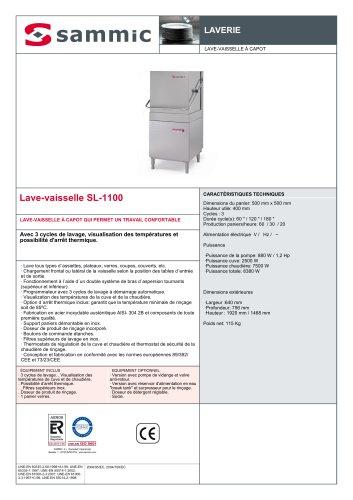 Lave-vaisselle SL-1100