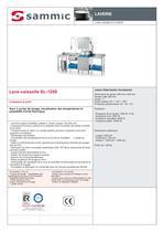 Lave-vaisselle SL-1200 - 1