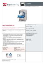 Lave-vaisselle SL-23 - 1