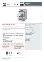 Lave-vaisselle SL-290 - 1