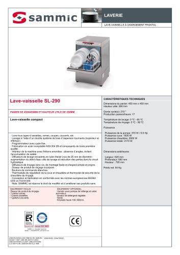 Lave-vaisselle SL-290